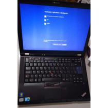 Notebook Lenovo Thinkpad T410 I5 2 Gb Hd 320 Bateria 2:00