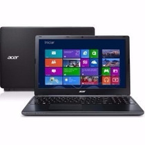 Notebook Acer Aspire E1-572 Core I3 4gb, 500gb,12x Sem Juros