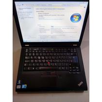 Notebook I5 Lenovo Hd Ssd 120 Gb Muito Rapido 4gb Ram