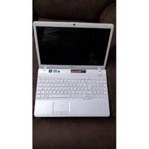 Notebook Sony Vaio I3 Mod:pcg-71911x Branco Pérola R$1290,00