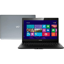 Notebook Cce F40-30 Intel Dual Core 2gb 500gb Tela Led 14