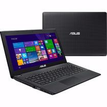 Notebook Asus X451ca Intel Core I3 4gb Ram 500gb Hd Dvd Win8