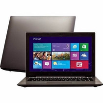 Notebook Ultrabook Core I3 Ultra Thin 4gb 500gb Windows 8
