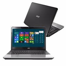 Notebook Acer E1 Intel I3 Ram 2gb Hd 500gb 14 Wind 8