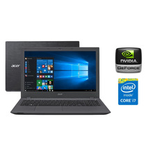 Notebook Acer 15.6 Intel Core I7 - 8gb - Hd 1tb - Vídeo 2gb