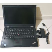 Notebook Lenovo Thinkpad T430 4gb Hd 500gb I5 +case+mouse