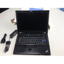 Notebook Lenovo Thinkpad T410 I5 4gb Memória Hd 320 Gb