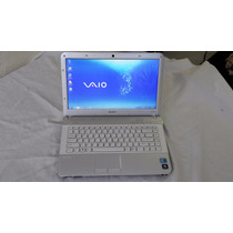 Notebook Sony Vaio Intel Core I3 Hd 500gb 4gb Lindo