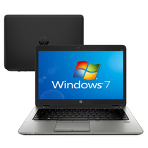 Notebook Hp Elitebook 740 G1 I5-4210u 4gb 500gb Win 7 Pro