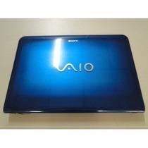 Notebook Sony Vaio Azul