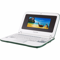 Netbook Positivo Mobo Kids Intel Atom 1gb 4gb Lcd 7 Linux
