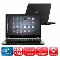 Notebook Intel Dual Core Ultra Thin Cce U25 2gb 320gb Linux