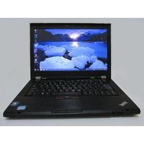 Notebook Core I5 Lenovo T420 8gb Hd320 Bluetooth Wifi Usado