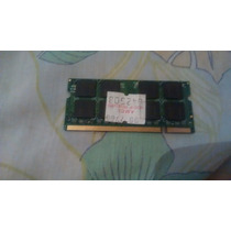 Memoria Ddr2 667mhz 1gb Para Net/notebook