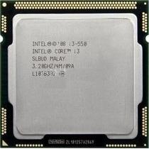 Processador Intel Core I3-550 3,2 Ghz 4mb Cache Lga 1156