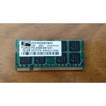 Peça Original Acer Aspire 4520 - Placa Memória Ram Ddr2 1gb