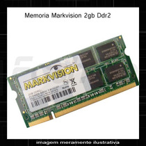 Memoria Markvision 2gb Ddr2 667mhz -notebook