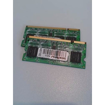 Pente De Memoria De 1 Gb Ddr2 / Notebook Intelbras