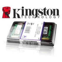 Memoria Notebook 2gb Ddr2 800 Zeradas Kingston 1 Linha
