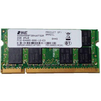 1 Pente 2gb Ram Ddr2 6400s 800mhz Smart