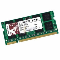 Memoria Notebook 512mb Ddr2 667mhz ( Kingston Box )