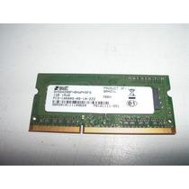 Memória Smart 1 Gb Ddr3 Notebook 1333 Pc10600 Frete R$ 5,00!