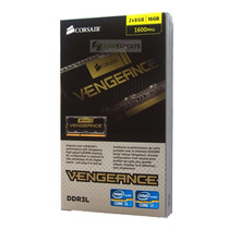 Corsair Vengeance 16gb Ddr3 -1600 Mhz 2x8gb - Mac, Notebook