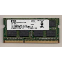 Memoria P/ Notebook 2gb Ddr3 Kingston - Smart 1333mhz