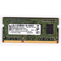 Memória Smart 2gb Ddr3 Notebook 1333 Pc10600 (perfeita)