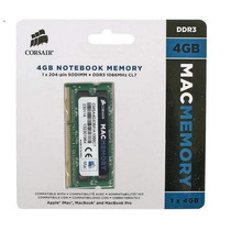Memoria Notebook Ddr3 1.066mhz 4gb Corsair Mac - Promoção