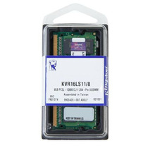 8gb 1600 Mhz Kingston Ddr3 Low Voltage 1.35v Mac E Notebooks