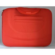 Case Notebook Netbook Feminina Vermelha 14 Polegadas B20