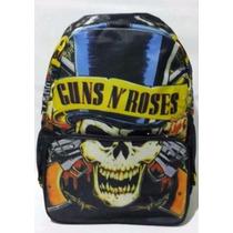 Mochila Rock Guns N