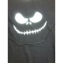 Crooped Do Jack Com Correntes Rock Punk Emo Skull