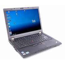 Notebook Lenovo T410 Core I5 Hd 500gb 4gb Ram Frete Grátis !