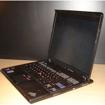 Notebook Ibm Thinkpad T43 2669 T43 Pentium M 1.86ghz 1gb Hd