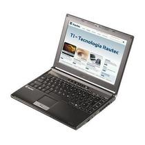 Notebook Itautec Infoway N8320 Intel Core 2 Duo No Estado