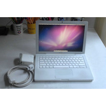 Vendo Macbook White 13 Hd 320 2.4ghz Perfeito Novo Novo!!!!
