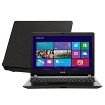Notebook Cce - 14.1 , Intel Dual Core, 2gb, 500gb