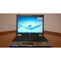 Notebook Hp 2540 Intel Core I7-640 2.13 Ghz 4 Gb Hd 160 Gb