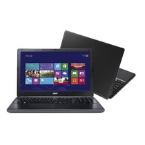 Notebook Acer 15.6 , Intel Core I5, 4gb, 500gb, Gravador Dvd