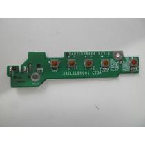 Placa Botão Power Acer Aspire 3000 P/n: Da0zl1yb6e6