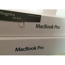 New 2014 Macbook Pro Retina 2.5ghz 16gb Ssd512 Mgxc2ll/a S.p