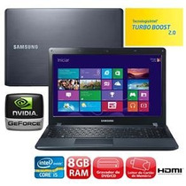 Samsung 15.6 Intel Core I5, 8gb, Hd 1tb, Vídeo 2gb Dedicada