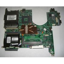 Placa Mãe Para Notebook Hp Compaq Nc6220