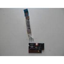 Botão Power Notebook Hp G42-275br P/n: Da0ax1pb6e0