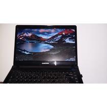Notebook Samsung 300e4c-ad5 Mem 4gb, Hd 500 Gb Na Garantia