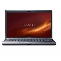Sony Vaio Vgn-z570n Intel Core 2 Duo P9500 2.53 Ghz 3072