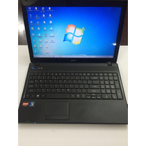 Notbook Acer Aspire Amd Dual Core 250 Gb Hd Ddr3 Dvd