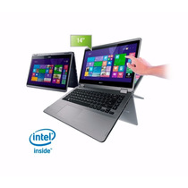 Ultrabook Acer R3 Core I5 5200u 2.2ghz 8gb 1tb 14 Touch
